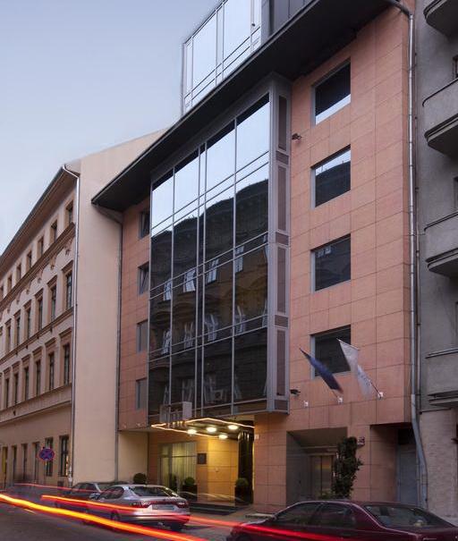 Image #1 - Hotel Ambra - Budapest