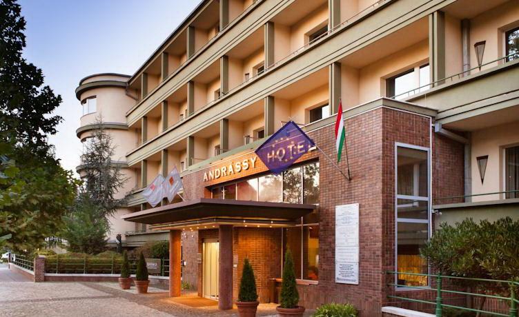 Image #1 - Mamaison Hotel Andrassy - Budapest