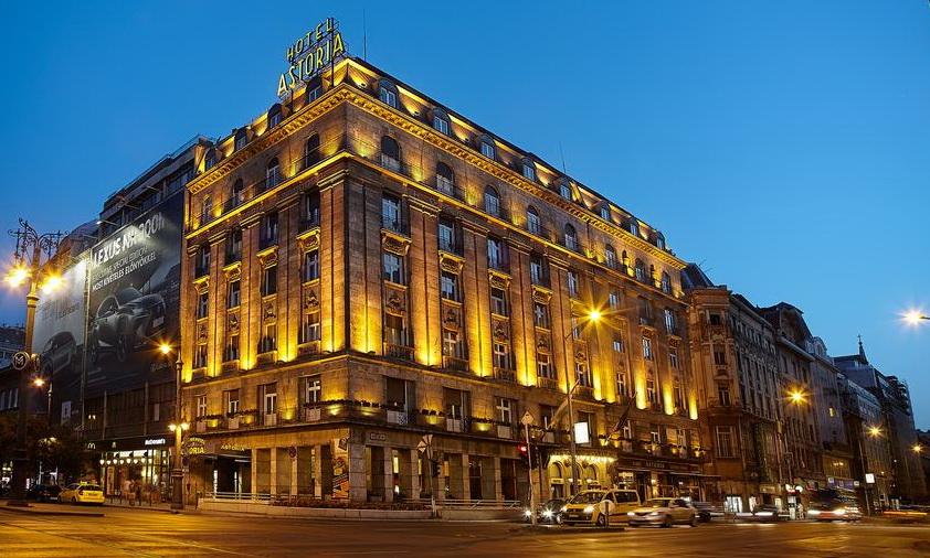 Image #1 - Danubius Hotel Astoria - Budapest