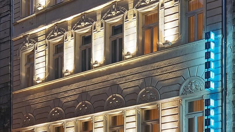 Image #1 - Atrium Fashion Hotel - Budapest