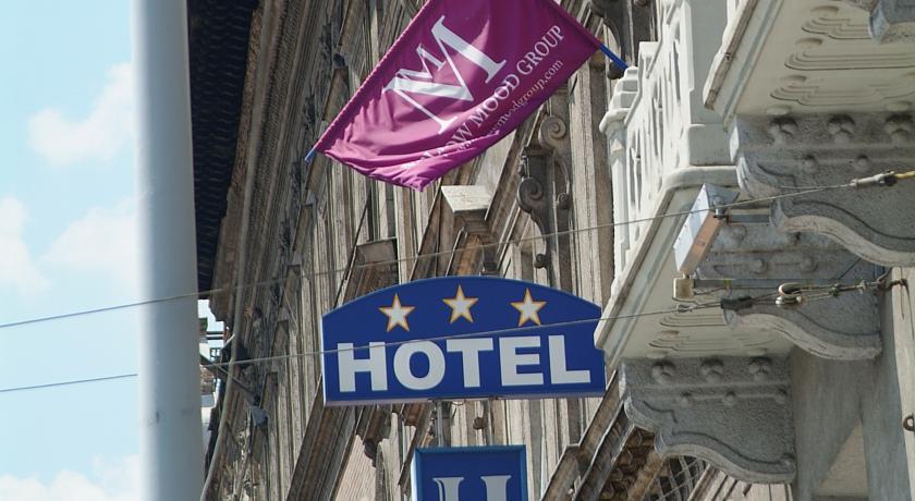 Image #1 - Hotel BAROSS - Budapest