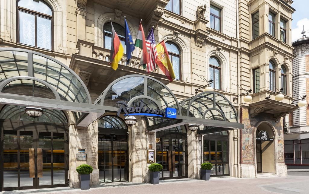 Image #1 - Radisson Blu Béke Hotel - Budapest