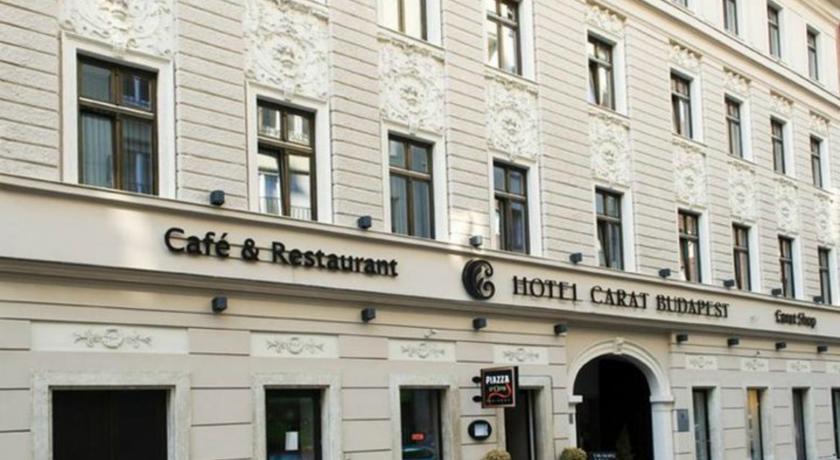 Image #1 - Carat Boutique Hotel - Budapest