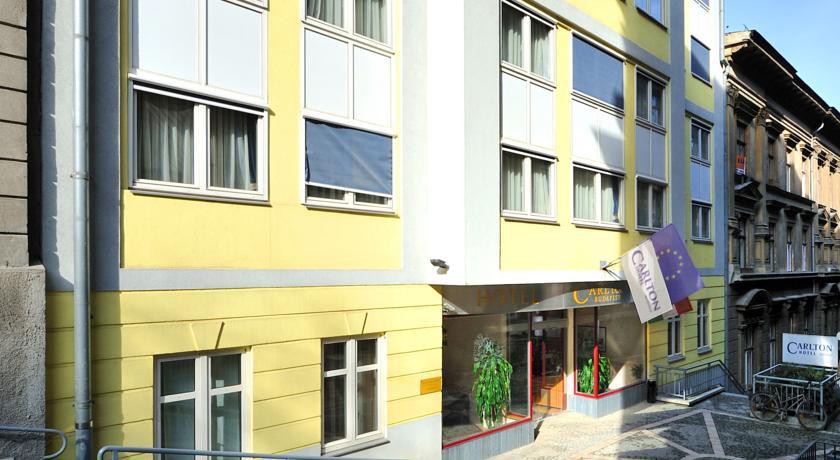 Image #1 - Hotel Carlton - Budapest
