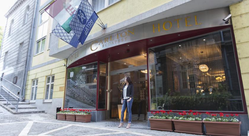 Image #13 - Hotel Carlton - Budapest
