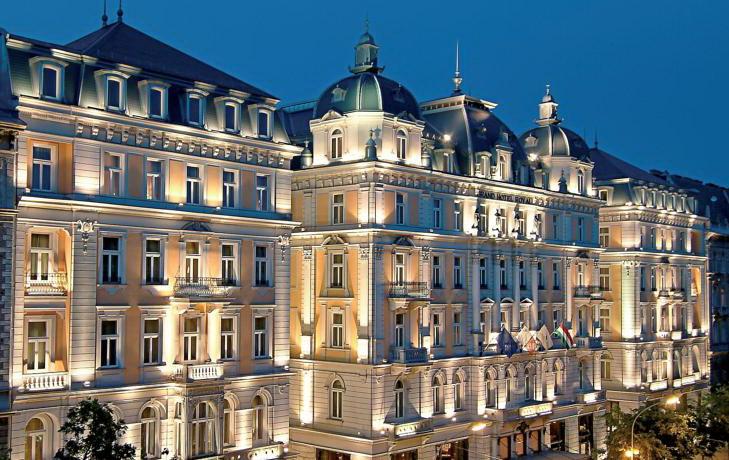 Image #1 - Corinthia Hotel Budapest - Budapest
