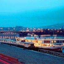 FORTUNA Boat Hotel & Restaurant, Budapest