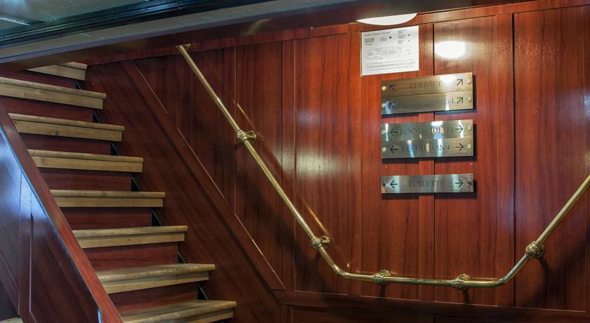 Image #12 - FORTUNA Boat Hotel & Restaurant - Budapest