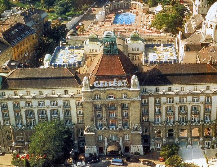 Image #1 - Danubius Hotel Gellért - Budapest