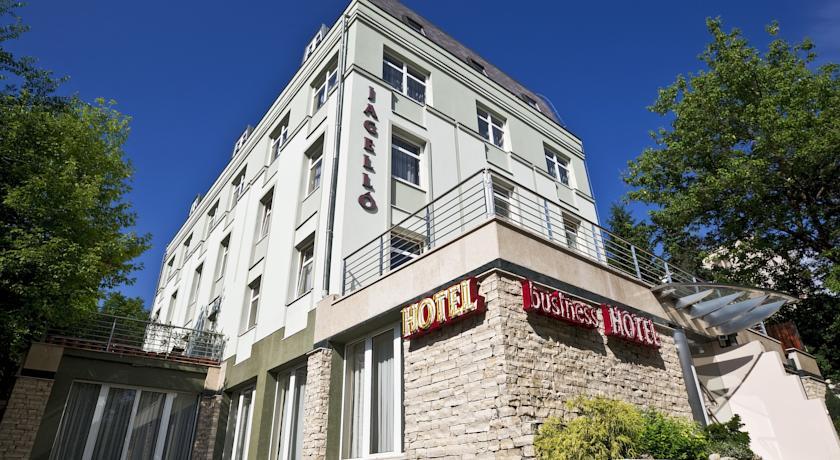 Image #1 - Jagello Hotel - Budapest