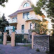 Villa Hotel Kristal, Budapest