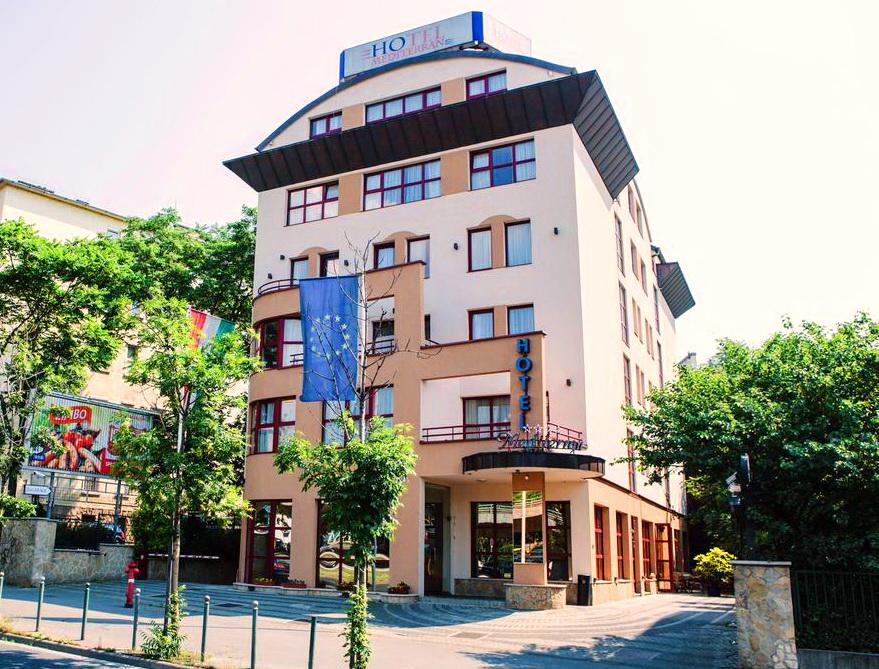 Image #1 - Hotel Mediterran - Budapest