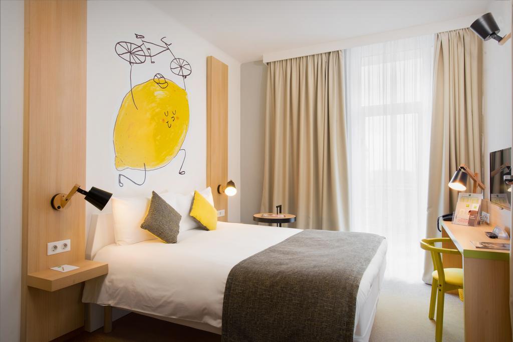 Image #10 - Hotel Ibis Styles Budapest City - Budapest