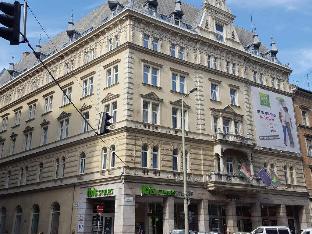 Image #1 - Ibis Styles Budapest Center - Budapest