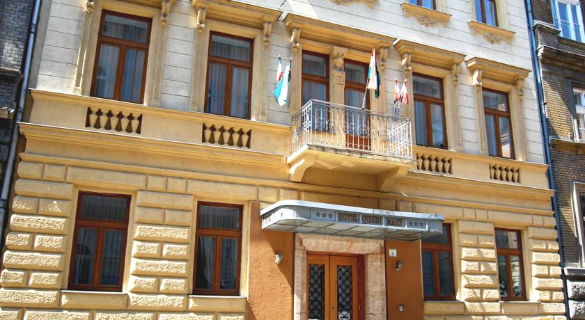 Image #1 - Hotel Queen Mary - Budapest