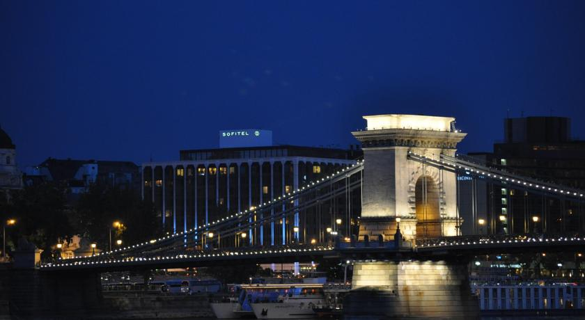 Image #2 - Sofitel Budapest Chain Bridge - Budapest