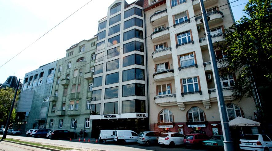 Image #1 - Boutique Hotel Victoria - Budapest