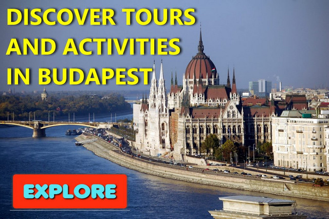 Budapest tours, events