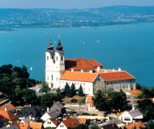 hotels at Lake balaton